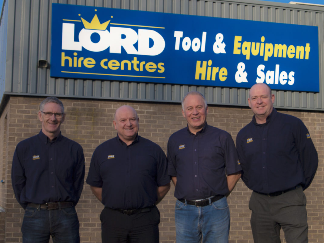 Lord Hire Team Byker Branch