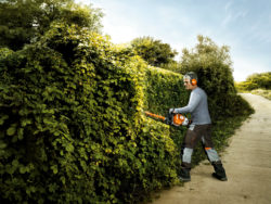 Two Stroke Hedge Trimmer