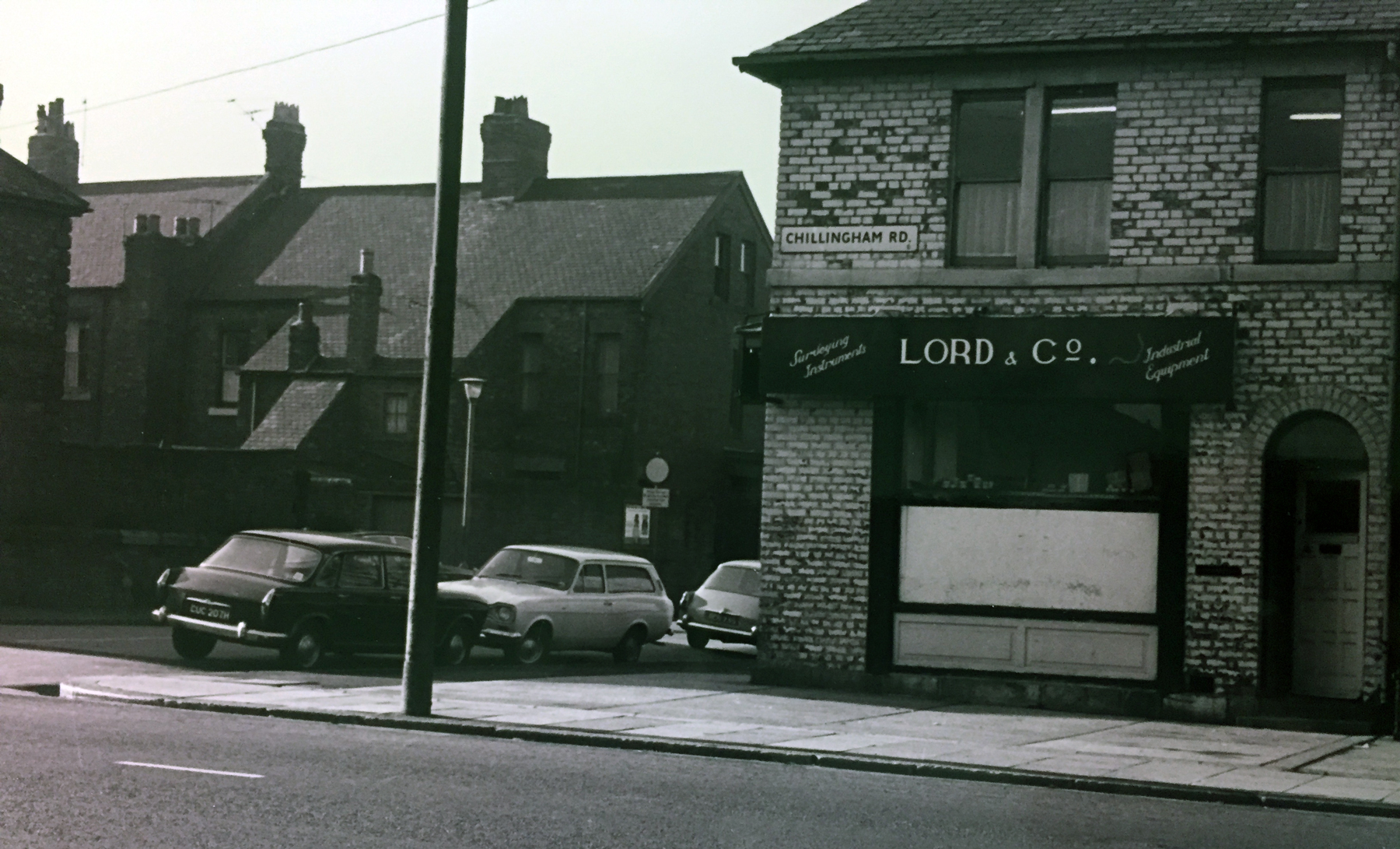 Lord Hire Centre Chillingham Road 1969 1970