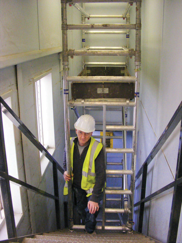 Stairmax 700 Staircase Tower