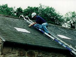 Roof ladder