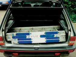 Car Boot Ladder