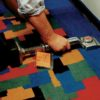 CARPET KNEE KICKER/TENSIONER