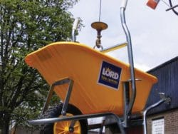 SCAFFOLD HOIST BARROW
