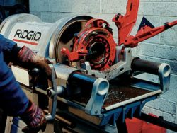 "PIPE THREADING MACHINE (1/4"" - 4"")"