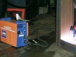 Electric Welder
