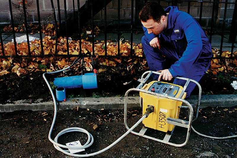 Electrofusion Welding Unit | Lord Tool Hire