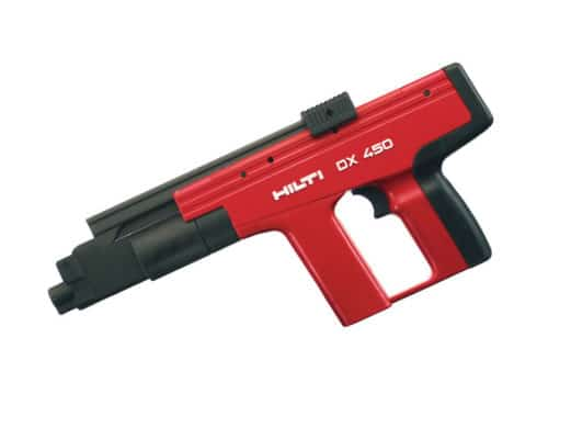 HILTI DX450 CARTRIDGE GUN