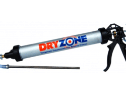 DRYZONE GUN DAMP TREATMENT SYSTEM