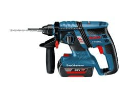 CORDLESS HAMMER DRILL - SDS PLUS