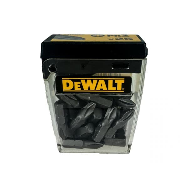 DEWALT DT71522 PH2 SCREWDRIVER BITS (25)