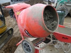 CEMENT MIXER 1/2 BAG