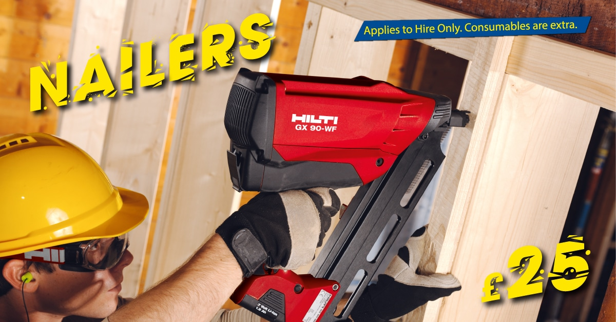 Hilti Tool of the Month