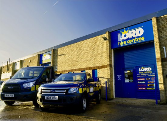 Lord Hire Centres